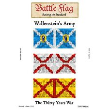 Battle Flag - Wallenstein's Plate I (Thirty Years War) - 28mm