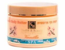 Health & Beauty Dead sea Minerals Body Butter-Vanilla 350ml