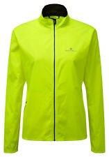 Ronhill Womens Running Sports Everyday Jacket 12 Yellow