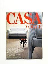 Casa Vogue 226 gennaio 1991 Giancarlo Consonni Thomas Kuhn Philippe Stark