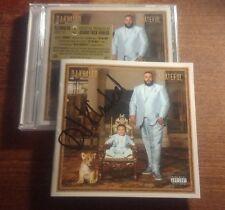 SIGNED Dj Khaled - Grateful 2 cd set factory sealed with AUTOGRAPHED booklet