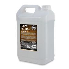 Fluido Adj Haze a base de aceite 5L para Hazer Máquina de 5 litros