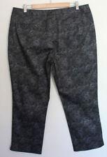 Sportscraft Cotton Blend Capris, Cropped Pants for Women