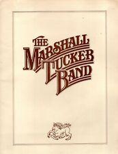 Press Kit MARSHALL TUCKER BAND 1979 Music Promo Media Package Photos CAPRICORN