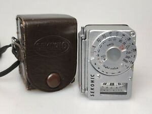 Sekonic Hot Shoe Light Meter