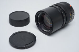 Leica Elmarit-M 90mm f/2.8 F2.8 E46 Lens - 11807 Black, for M Mount Rangefinder