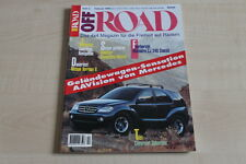 156704) Mahindra CJ 340 Classic Fahrbericht - Off Road 02/1996