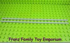 New LEGO Hose x2 Light Bluish Gray 3mm 20L Star Wars Millennium Falcon UCS 10179
