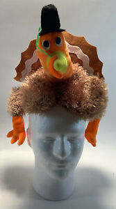 Hat Turkey Childs Thanksgiving Collectible Holiday Child Hat