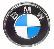 "BMW E28 E30 E36 318i 325 528e M5 Z3 Emblem BMW ""Roundel"" for Trunk Lid Genuine"