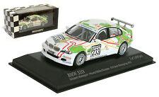 Minichamps BMW 320i #233 Schubert Motorsport VLN 2005 Priaulx/Muller/ 1/43 Scale