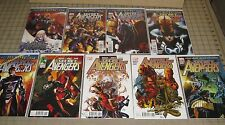 Secret Avengers The Heroic Age Issues #1 - #9 Comic Run (2010 Marvel) Brubaker