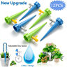 6/12pcs Plant Self Watering Adjustable Stakes Automatic Spikes Irrigation System