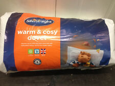 Silentnight Warm and Cozy Duvet - 13.5 Tog, Single bed