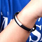 Power Ionics Titanium Magnetic Bracelet Band Balance Body Health Plus