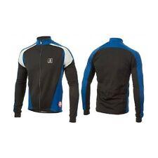 Biemme Medium Windstopper Windproof & Waterproof Cycling Bike Jacket Blue Black