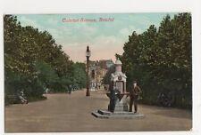 Bristol, Colston Avenue Postcard, B142