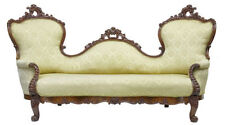 Victorian Sofas & Chaises (1837-1901)