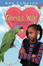 NEW - Gloria's Way (Puffin Chapters) by Cameron, Ann; Toft, Lis