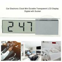 Digital Alarm Clock LCD LED Light Snooze Backlight Digit Time Date Thermomete #1