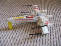 Star Wars Vintage Kenner X Wing Fighter Die Cast 1978