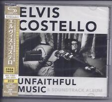 ELVIS COSTELLO Unfaithful Music & Soundtrack 2 CD JAPAN SHM CD UICY-15442/3 NEW