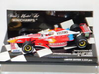 Minichamps  Williams F1  1st Edition Promotional Showcar 1999 A Zanardi Ref 4309