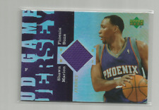 SHAWN MARION (Suns) 2006-07 UPPER DECK NBA UD RESERVE RELIC CARD #UD-SH