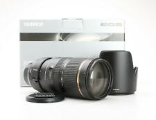 Nikon Tamron 70-200 mm 2.8 Di VC SP USD + TOP (225183)