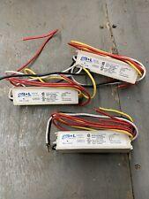 3 B+L NU6-1128-PSS Fluorescent lamp ballast 120V