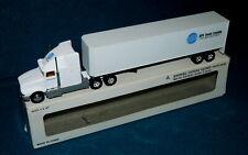 UPS TRUCK LEASING : Replica International ROAD CHAMPS Semi Truck @ 1991 Vintage