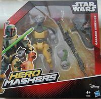 STAR WARS - HERO MASHER DELUXE FIGURES Garazeb Orrelios - NEW & Factory Sealed