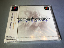 Vagrant Story Playstation PS1 Japan Japanese Import New Factory Sealed