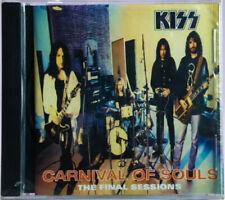 KISS CD - CARNIVAL OF SOULS - NEPAL 1996 - KISS MERCHANDISE - C618902