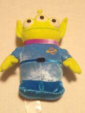 "9"" Disney Store Alien Toy Story Plush Soft Toy Stuffed Animal  ""The Claw"" Pixar"