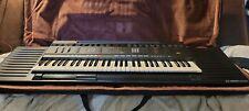 Yamaha psr-2500 midi keyboard