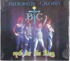 Barren Cross-Rock For The King CD Michael Drive(Lee)Christian Metal (New Sealed)
