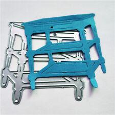 Stacks Rack shelf Metal Cutting Dies For Scrapbooking Card Craft Decor FT