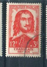 Timbre/Stamp - France -  N° 1068  Oblitéré  - 1956 - TTB - Cote:  7 €