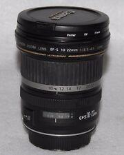 Canon EF-S 10-22mm f/3.5-4.5 USM Lens 46289-1