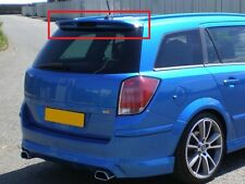OPEL VAUXHALL ASTRA H 5 MK5 AVANT / ESTATE / COMBI REAR ROOF SPOILER NEW