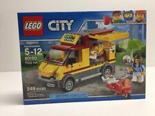 New LEGO City 60150 Pizza Van Factory Sealed NIB