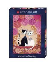 PUZZLE - HY29658 - Heye Puzzles - 1000 Pièces - Romance