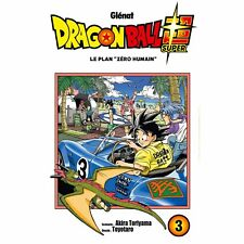 Dragon Ball Super Tome 03 Glénat Manga de Akira Toriyama Shonen 2018 Version FR