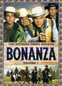 Bonanza: The Official Third Season Volume 1 [New DVD] Boxed Set, Full Frame, S