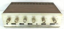 Rare Claricon 36-175 Solid State Stereo Integrated Amplifier Untested