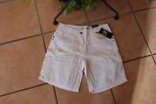 MILLION X Shorts Hose Gr. 38 NEU weiß Sommer 100 % Baumwolle