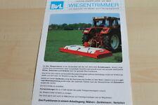 140436) BVL Van Lengerich-wiesentrimmer-prospetto 198?