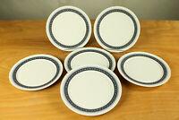 6 Frühstücks Kuchen Teller Thomas Porzellan Service Prima Moresco Ø 20 cm