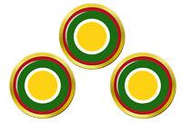Royal Brunei Air Force Cocarde Marqueurs de Balles de Golf